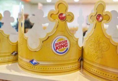 Burger King trabalhe conosco