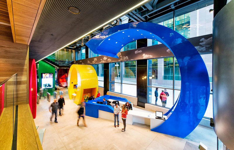 Como trabalhar no Google?