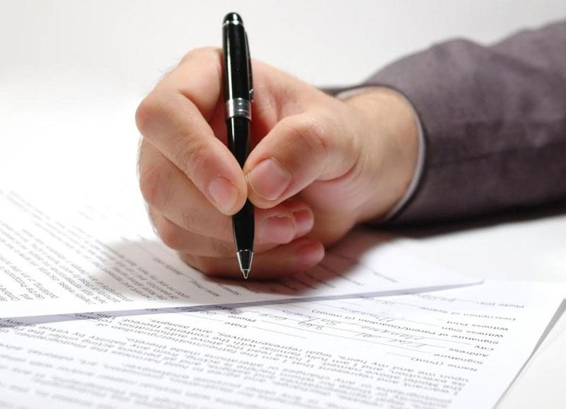 Tipos de contrato de trabalho