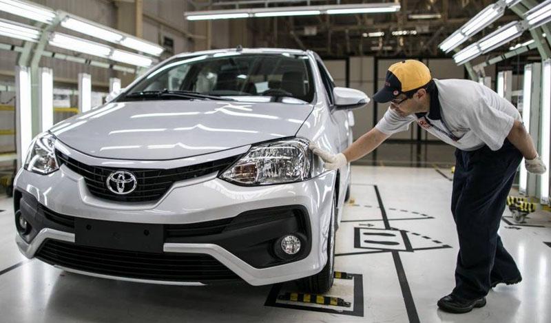 Toyota trabalhe conosco