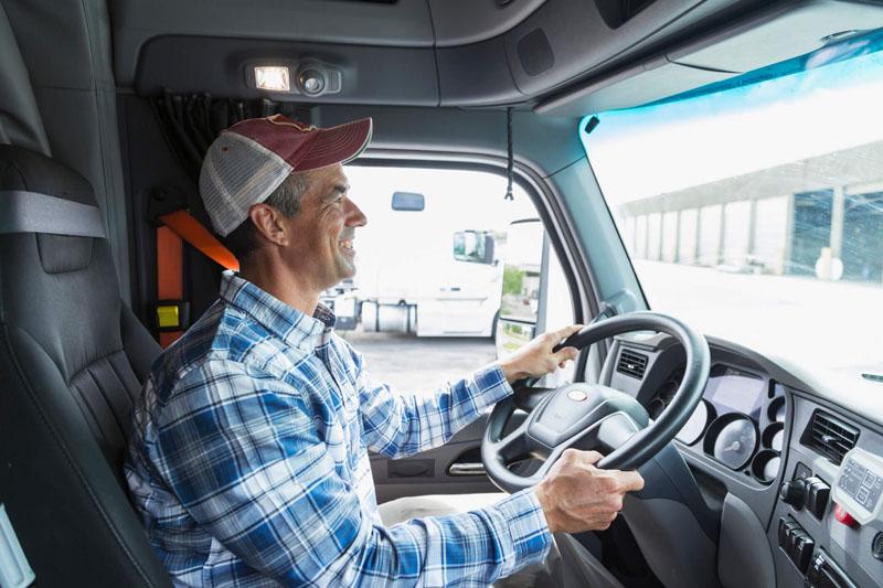 Como virar caminhoneiro?